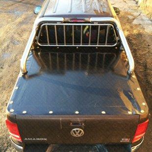 Volkswagen Amarok 2016 kravas kastes pārsegs