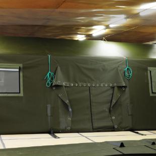 vairāku līmeņu telts durvju sistēmas